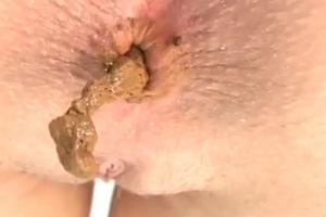 Pooping girl from college 12